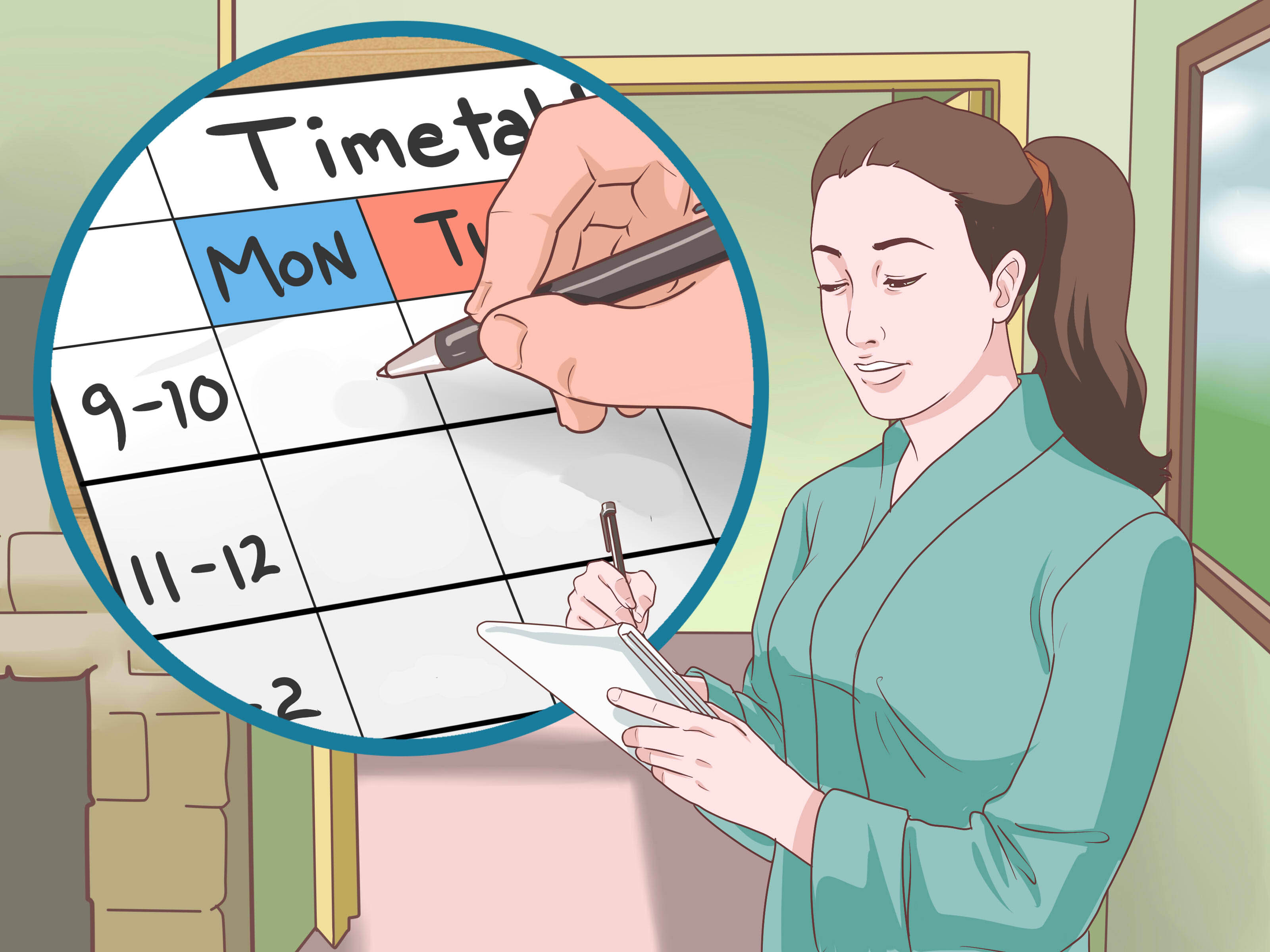 How to make your study time valuable-Make A Proper Schedule