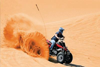 Why one should go for Morning Desert Safari?